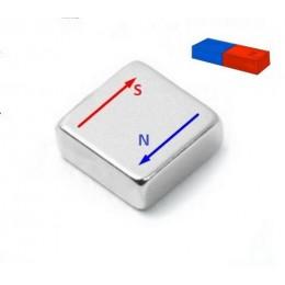 12 х 12 х 3mm DN - Прямоугольный магнит