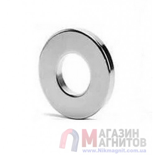 Ø D10 - 5 х H1 mm - Магнит Кольцо
