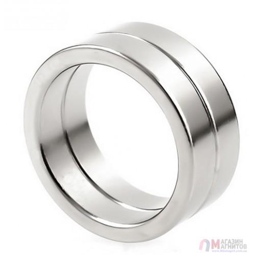 Ø D12 - 9 х H1,5 mm - Магнит Кольцо