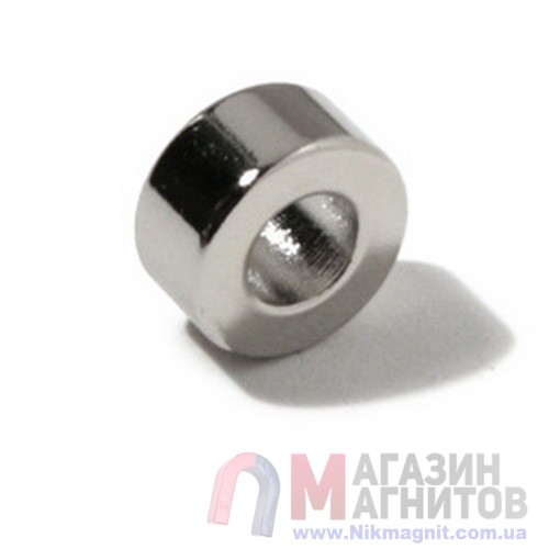 Ø D15 - 6 х H6 mm - Магнит Кольцо