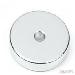 Ø D60 - 15 х H15 mm - Магнит Кольцо