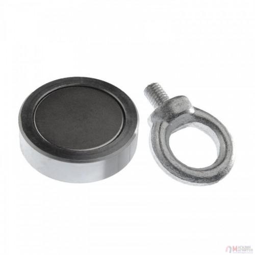 Поисковый магнит F60 ТРИТОН Цельный точёный корпус