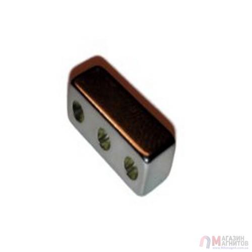 16х6х6 -1/2.5 х3 - Крепежный Магнит