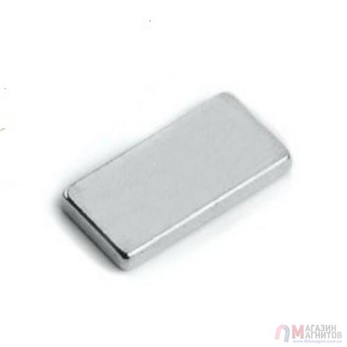 10 x 5 x 1,5 mm - Прямоугольный магнит