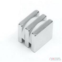 10 x 10 x 2 mm - Квадратный Магнит