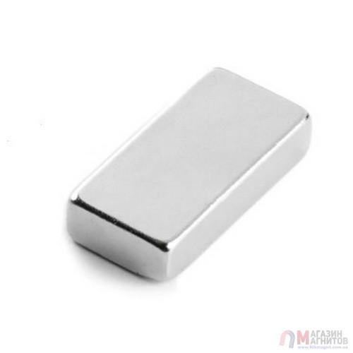 40 x 10 x 5 mm - Прямоугольный магнит