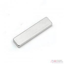 30 x 5 x 2,5 mm - Прямоугольный магнит