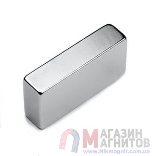 40 x 20 x 8 mm - Прямоугольный магнит