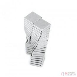 5 x 5 x 1 mm - Квадратный Магнит