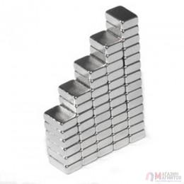 6 x 4 x 2 mm - Прямоугольный магнит