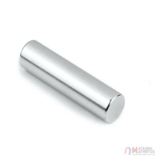 Ø D12 mm х H50 mm - Магнит Шайба-Пруток