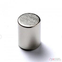 Ø D3 mm x H6 mm - Магнит Шайба-Пруток