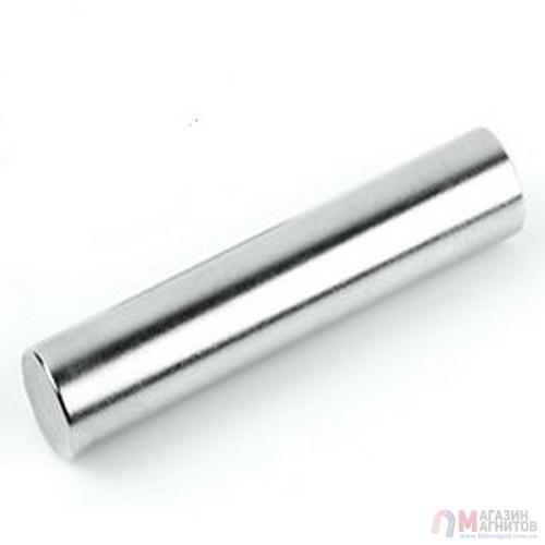 Ø D12 mm х H60 mm - Магнит Шайба-Пруток