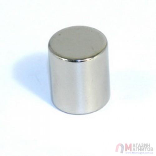 Ø D14 mm х H8 mm - Магнит Шайба