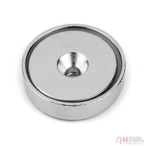 Магнит в метал. корпусе под потай A13