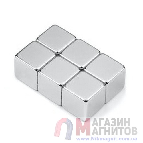 Куб 10 x 10 x 10 mm
