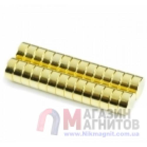 Ø D5mm х H1.5 Gold